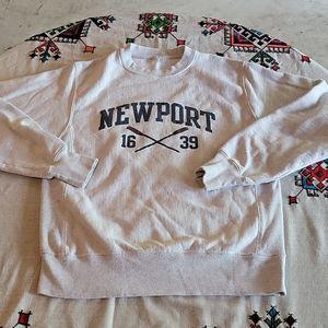 Vtg Newport sweatshirt